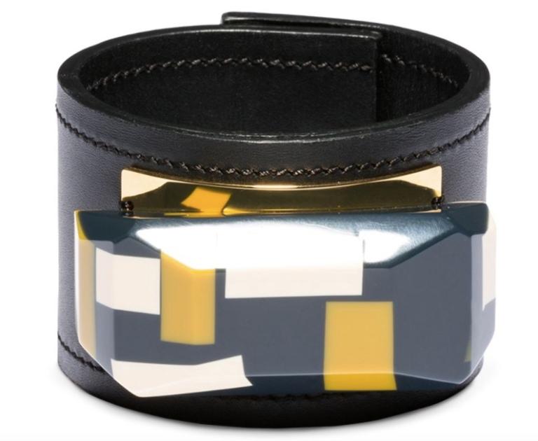 Marni runway bracelet