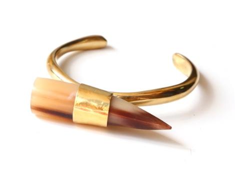Soko Horn Cone Cuff Bracelet