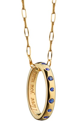 Monica Rich Kosann Ring Charm Pendant
