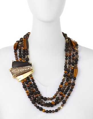 Alexis Bittar Tressard Necklace
