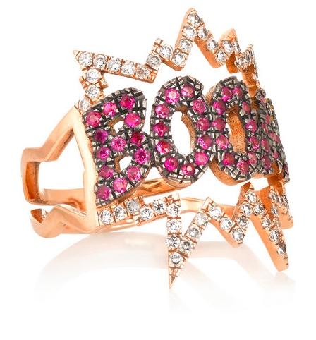 Diane Kordas Boom Ring