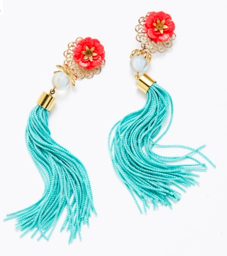 Holst and Lee Lily Pond Earrings