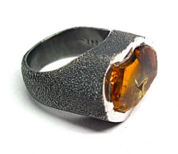 Nikolas Alan Madeira Citrus Ring