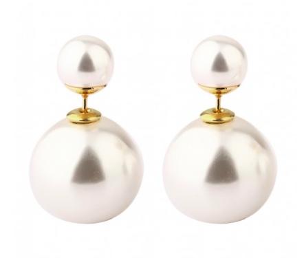 Peachbox Audrey Earrings