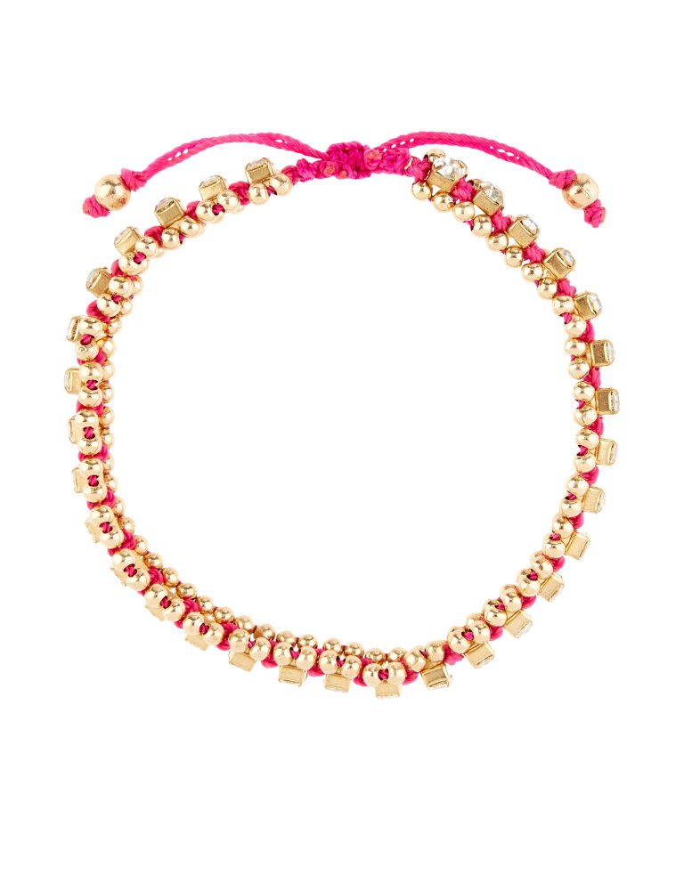 Accessorize anklet