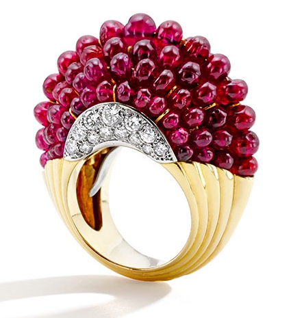 Cartier Boule ring