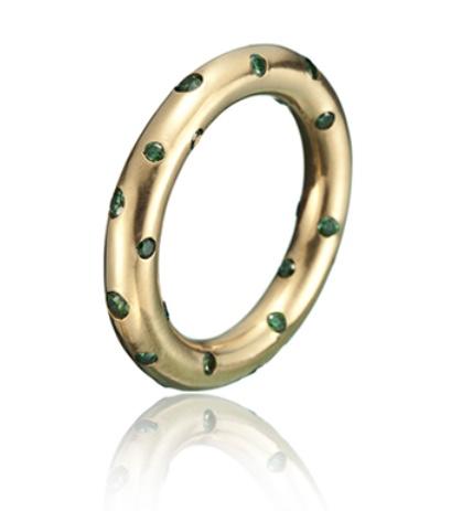 Hirotaka Salamander Green Ring
