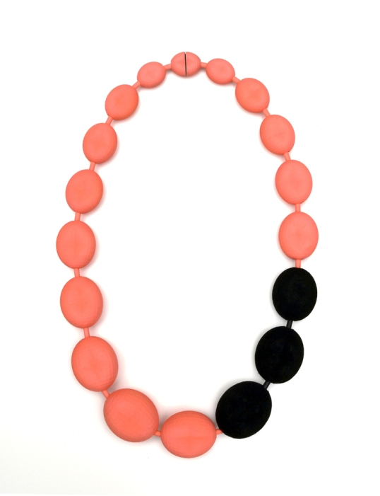 Rachel Timmins Pretty Peachy Necklace