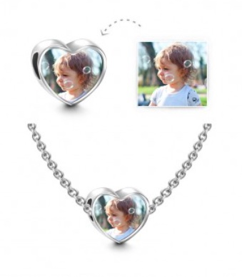 Soufeel Personalized Charm