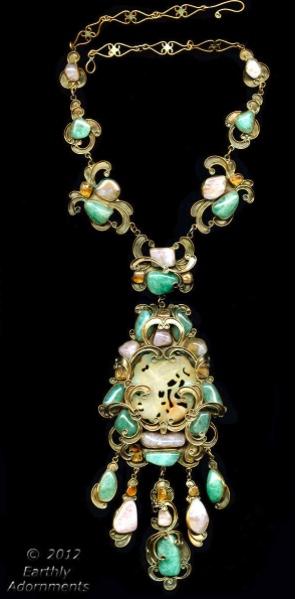 Vega Maddux necklace