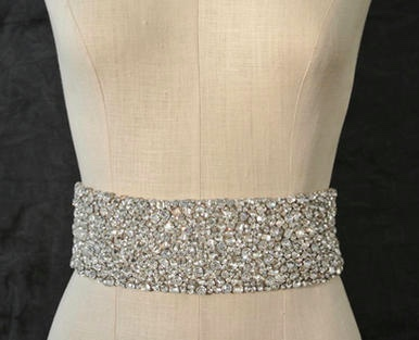 Anne Bowen Crystal Belt