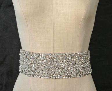 Anne Bowen Crystal Belt