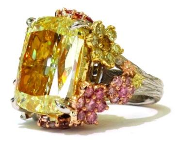 Holly Madison Engagement Ring