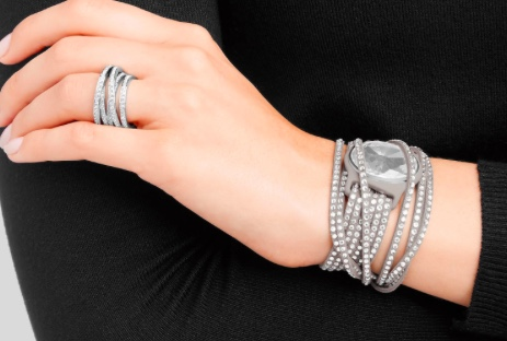 Misfit Swarovski Shine bracelet