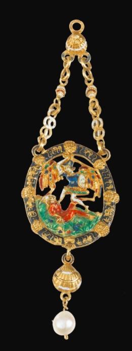 Saint Michael's Pendant