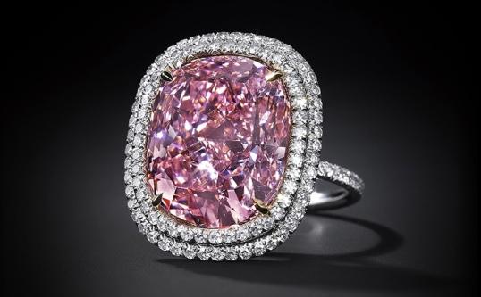 Christie's pink diamond