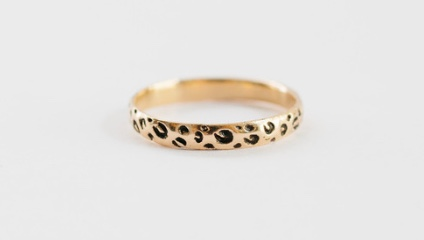 Colette Ishiyama Leopard Print Ring 2