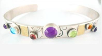 Lucinda Moran Spiral Bracelet