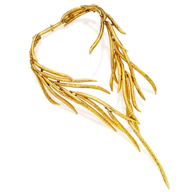 Sothebys Shavarsh K necklace