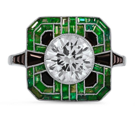 Brilliant Earth Maxie Ring