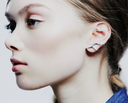 Colette Malouf Ear Cuffs 2