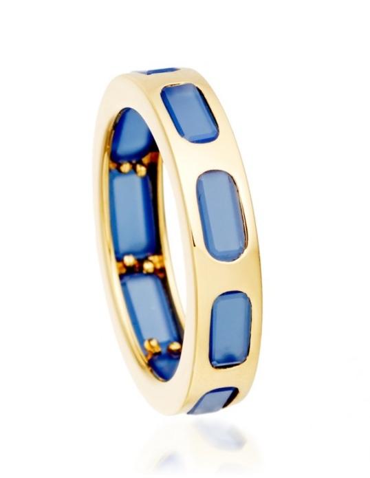 Astley Clarke Prismic Slice Ring