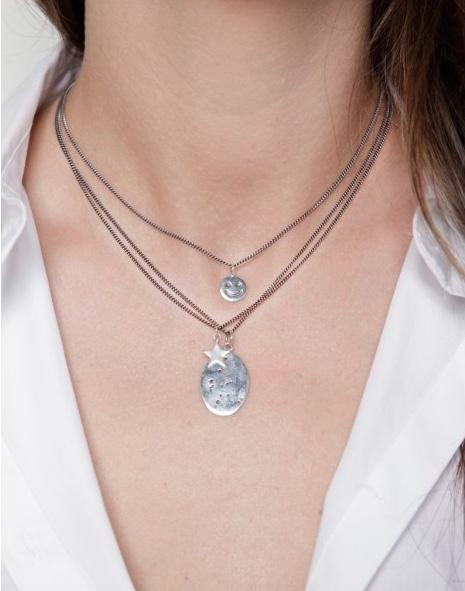 Fashionology Constellation Necklace
