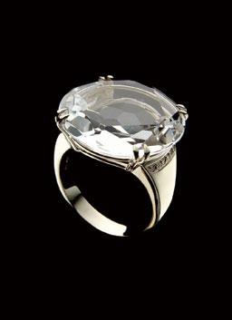 H Stern Cobblestone Ring