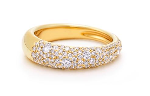 Kwiat Cobblestone Ring