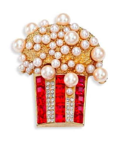 Marc Jacobs Popcorn Brooch