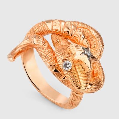 Gucci Merveilles Ring