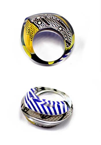 Jennifer Merchant ring
