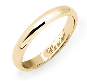 Clogau Wedding Band