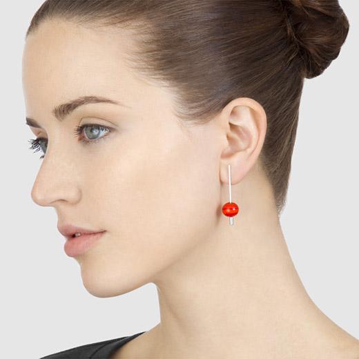 Maasai Glass Earrings