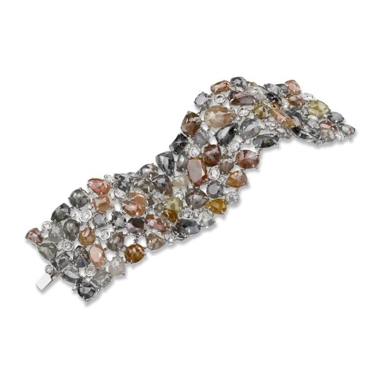 Neda-Behnam-18K-White-Gold-Mixed-Cut-Rough-Diamond-Bracelet-1997b87e-dd82-4ae9-9184-e3f45d8afda8