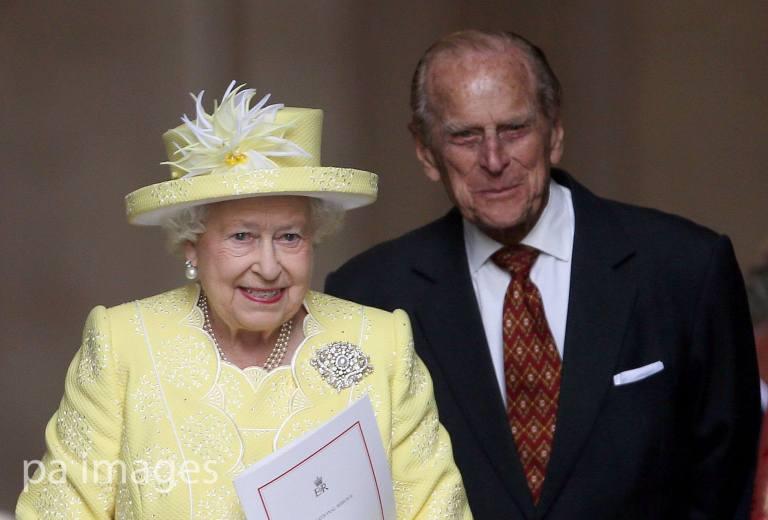 Queen E Richmond Brooch