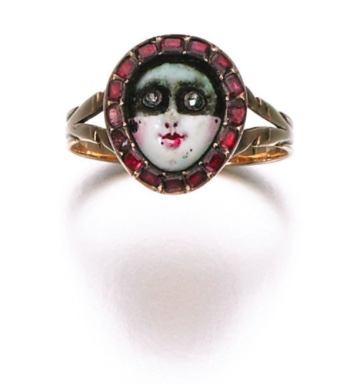 Sothebys Masquerade Ring