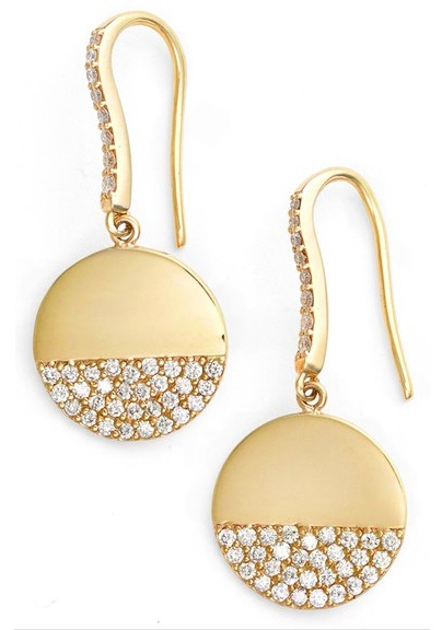 Lana Jewelry Illusion Diamond Earrings