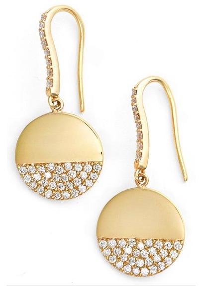 Lana Jewelry Illusion Diamond Earrings