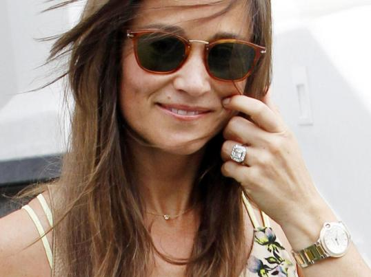 Middleton engagement ring