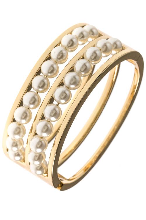 ShopDesignSpark pearl bracelet