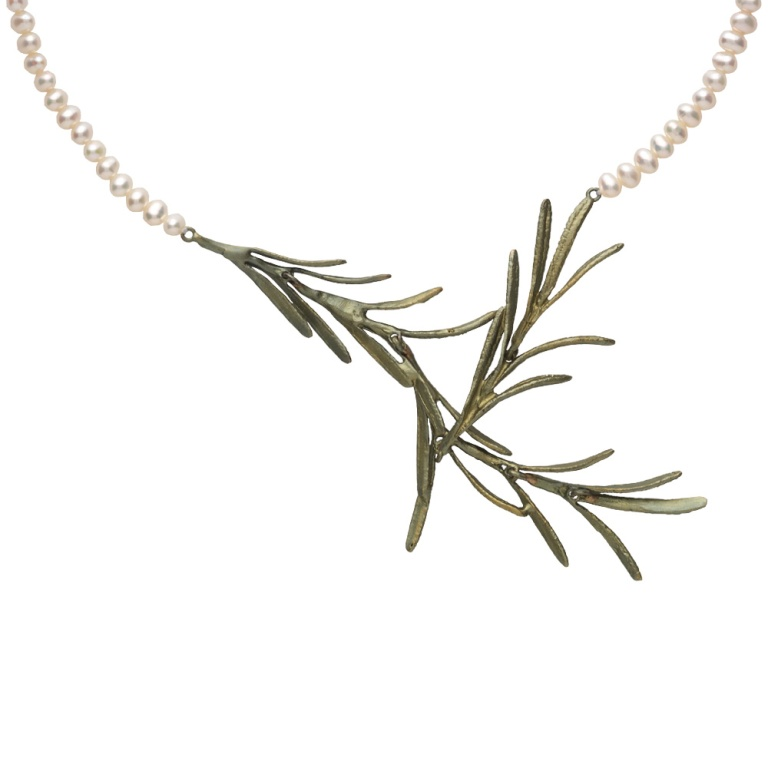 Metropolitan Museum Rosemary Necklace