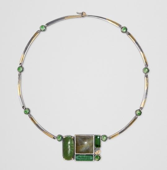bottega-veneta-sterling-silver-necklace