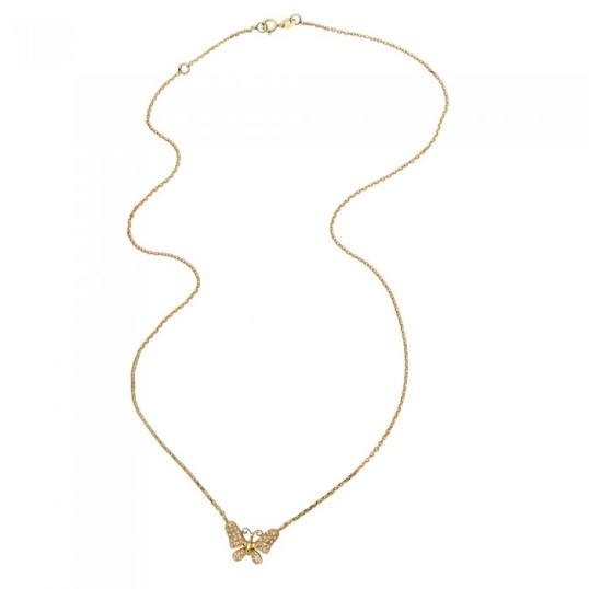 Jennifer Zeuner mariah-diamond-14k-butterfly-necklace-yellow-1000