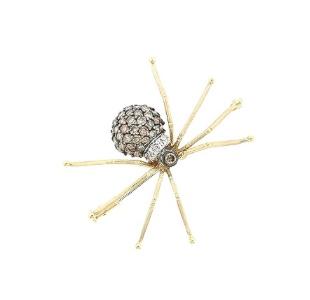 vintage-spider-pin