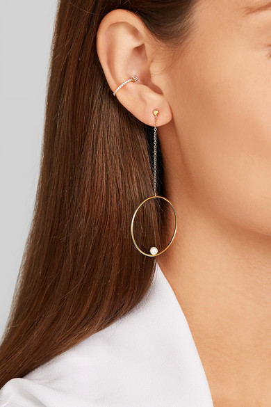 anissa-kermiche-gold-and-pearl-earring