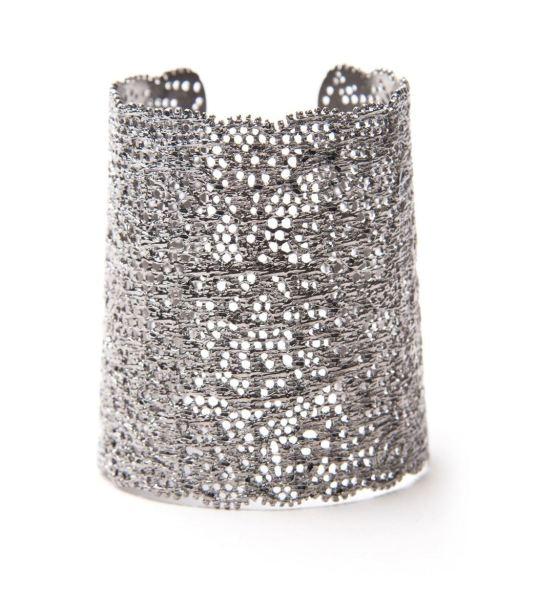aurelie-biderman-gunmetal-lace-cuff