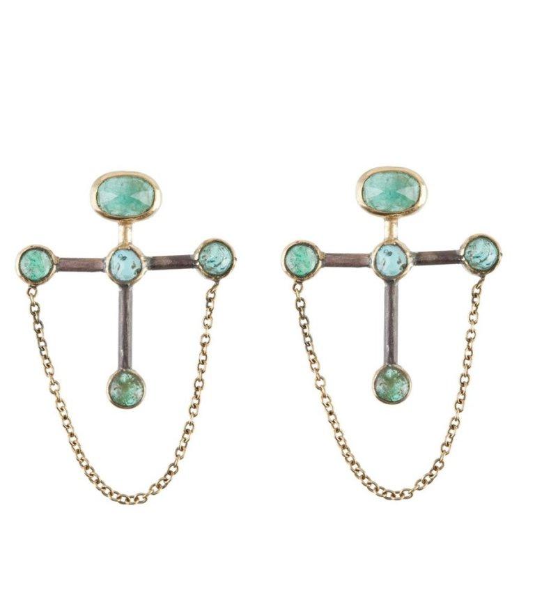 aesa-chain-star-earrings